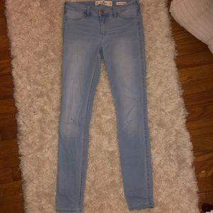 Women's Hollister Lightwashed Jeans